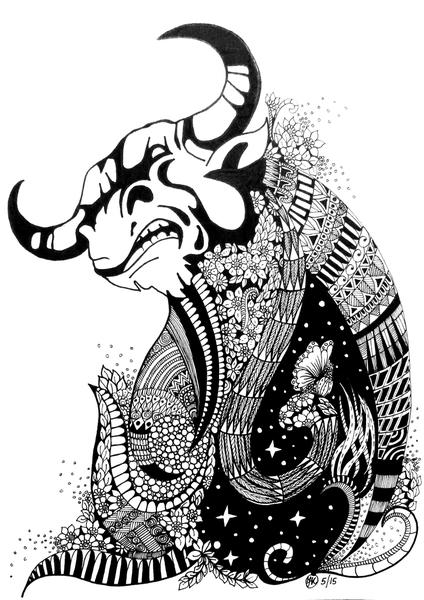 Taurus by Tanvi Karnik
